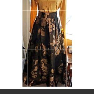 Eliza j by Nordstrom Full Skirt